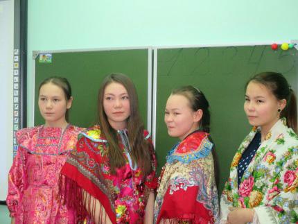 Олимпиада по краеведению и родным языкам