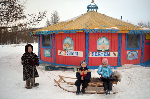 Школа Анны Неркаги