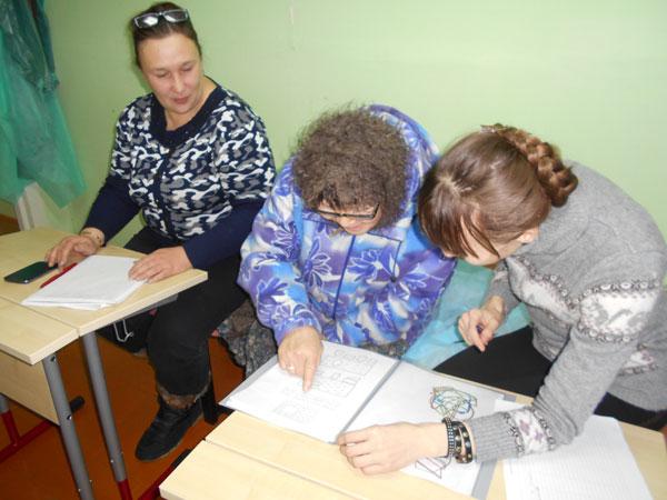 ПМПК в МОУ Школа А. Неркаги