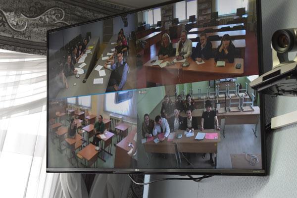 Заседание Совета учащейся молодежи