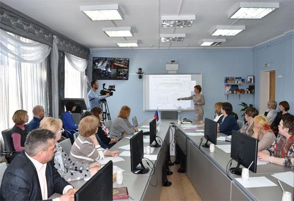 Совещание о подготовке к ГИА