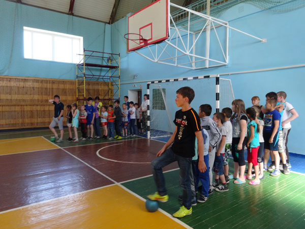 Лагерь Олимпиец