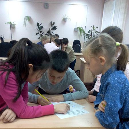 МОУ начальная школа п. Харп