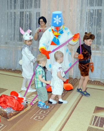 Выставка творческих работ «Зимняя сказка»