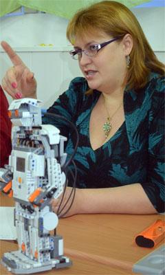 семинар по робототехнике