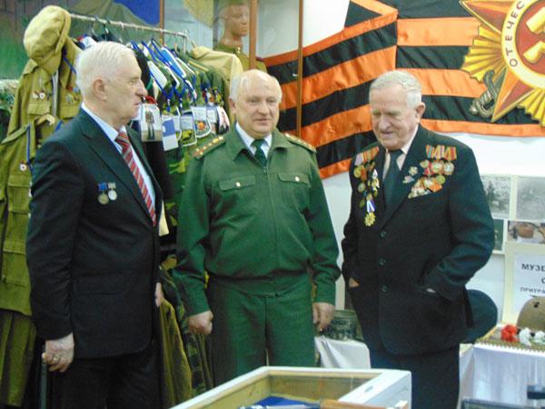 Посещение Музея Боевой Славы