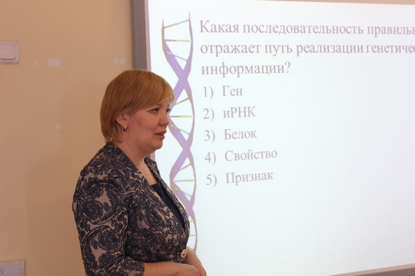 Акция «100 баллов для Победы» с. Белоярск