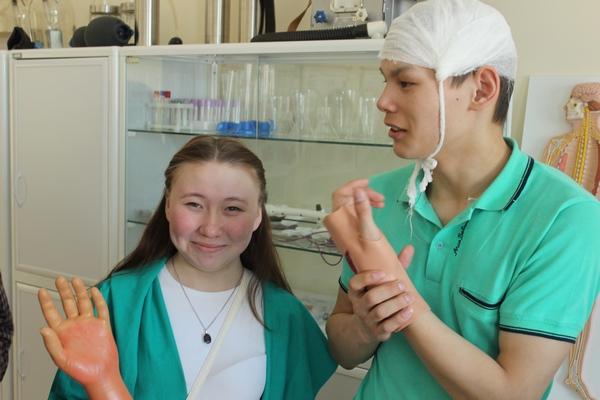 В Ямальском многопрофильном колледже