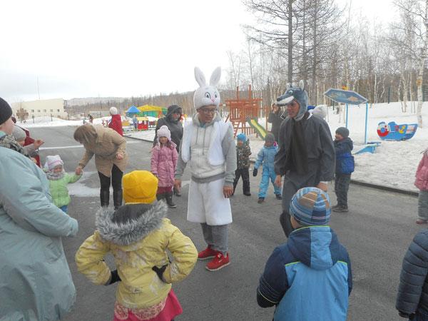 День открытых дверей в Жемчужинке