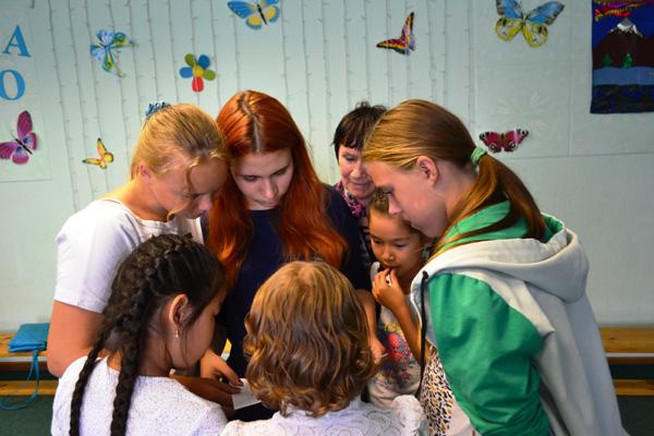 Лагерь «Сокровища Полярного Урала»