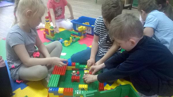 День знаний в детском саду «Улыбка»