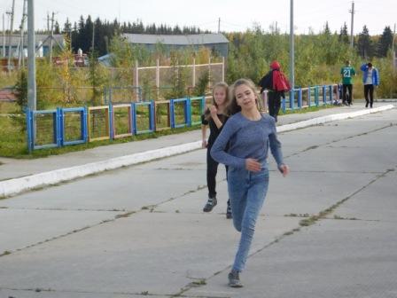День здоровья в МОУ Школа с. Катравож