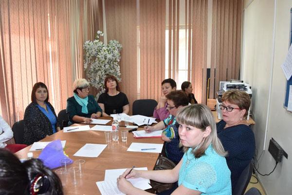 Муниципальное совещание педагогов