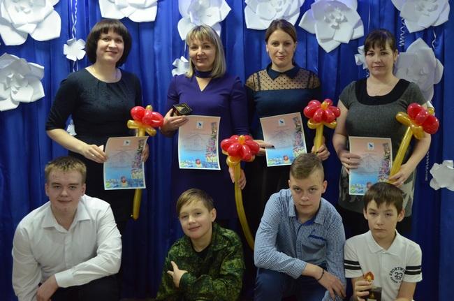 День Матери в Центре детского творчества