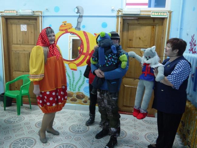 Центр ранней помощи и поддержки детей в Харпе