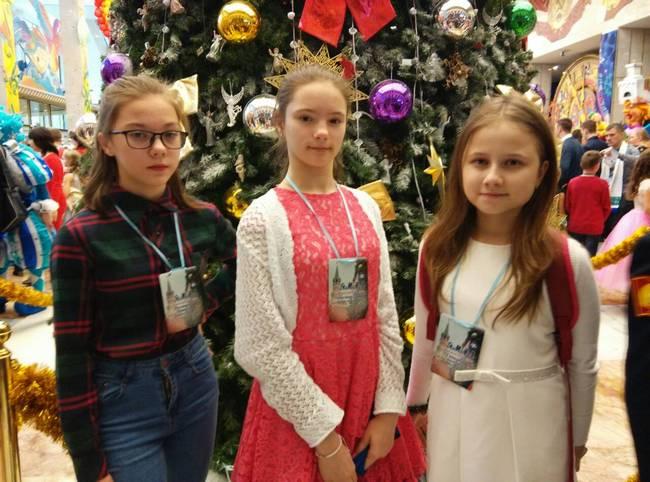 На Кремлевской елке