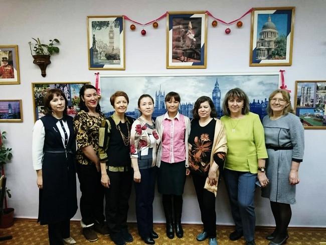 семинар-практикум для учителей английского языка