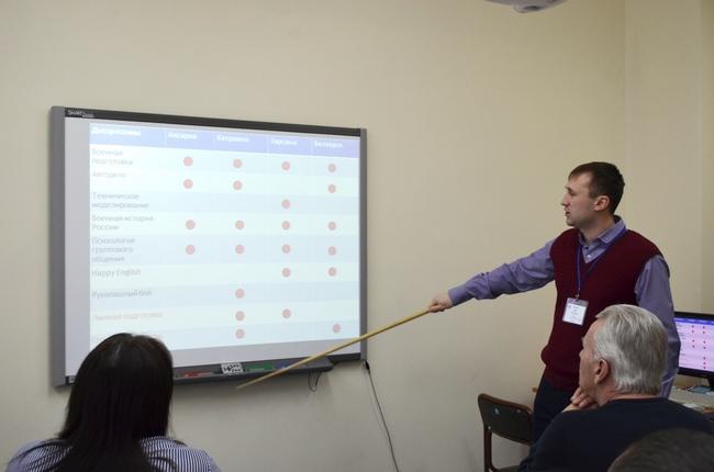 Районное методическое объединение педагогов дополнительного образования