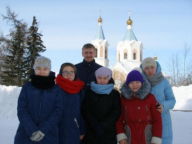 Сотрудничество с Управлением Салехардской епархии