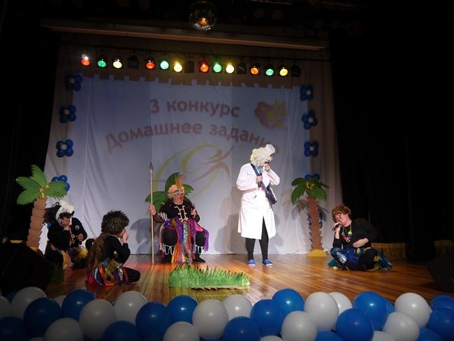 Фестиваль агитбригад «ЗОЖги»