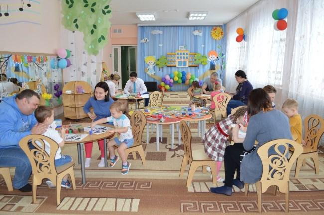 МДОУ «Улыбка» - участники акции «Добровольцы - детям»