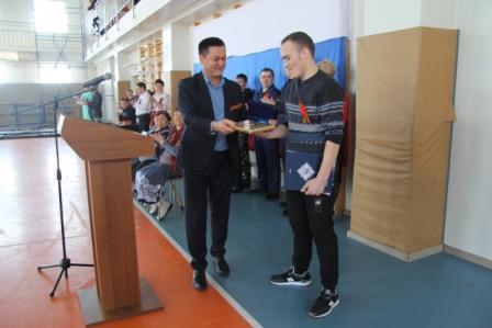 Акция «Знамя Победы: Ямал – соотечественникам»