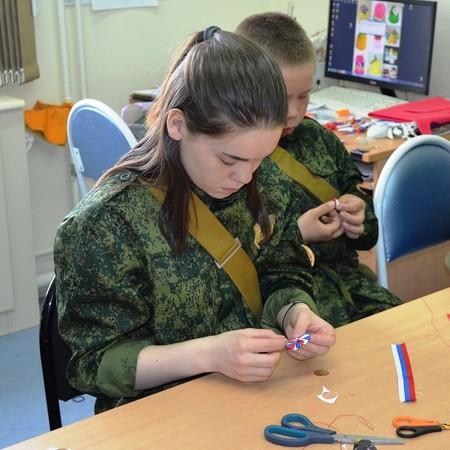 ЛИСА готовится ко Дню России!