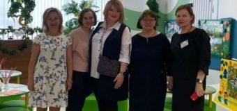 С рабочим визитов в Приуральский район прибыла делегация руководителей Департамента образования Ямало-Ненецкого автономного округа